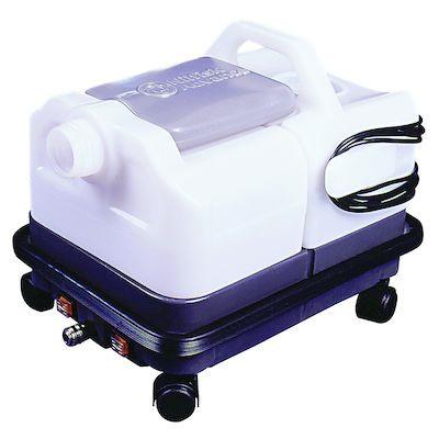 AX14 Tæpperenser, Nilfisk, lille kompakt ekstraktionsmaskine