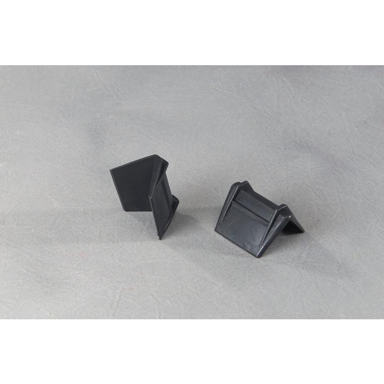 Båndbeskyttere i plast 5030 - 50 x 30 x 30 mm 1200 stk i karton
