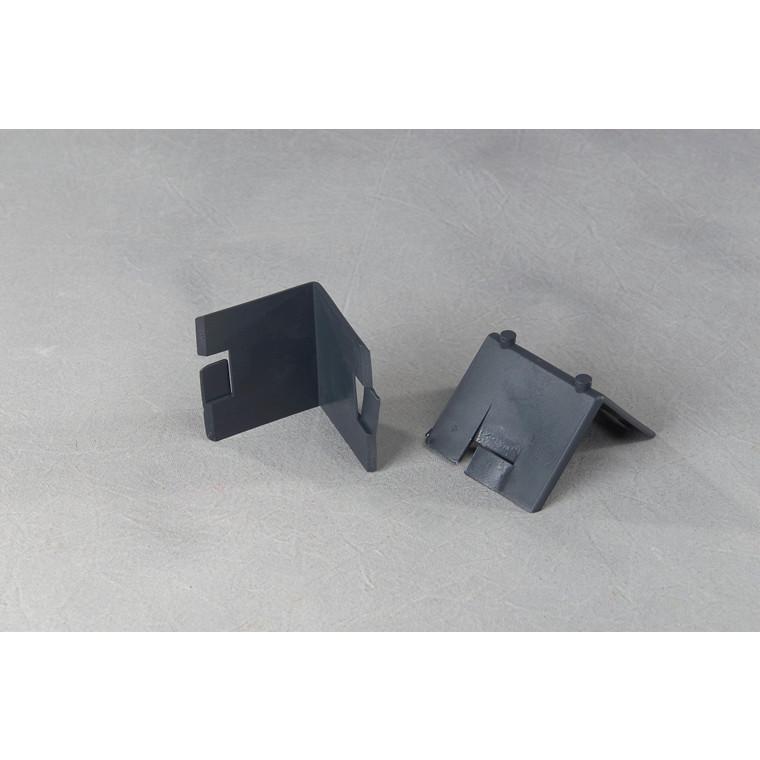Båndbeskyttere i plast 6050 1000 stk i karton - 60 x 50 x 50 mm