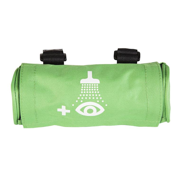 Bæltetaske, Plum, til 200 ml øjenskylsflaske,