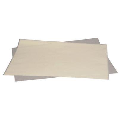 Bagepapir, Cater-Line, Svanemærket, bleget silikonebeh. greaseproof papir, 45 cm x 60 cm, 40g/m2
