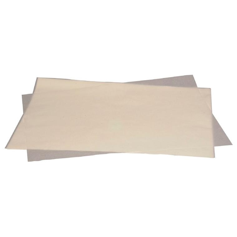 Bagepladepapir siliconebeh. lille 30,5x52cm 500stk/pak