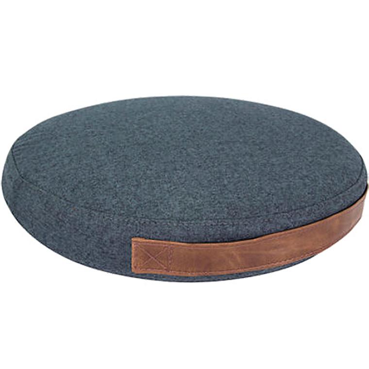 Balancepude Jobout Design filtstof mørkegrå 33x5,3cm