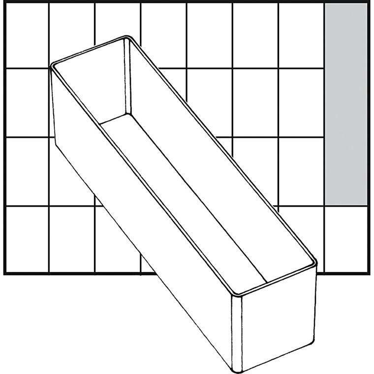 Basisindsats, str. 163x39 mm, Model A9-3, 1 stk.