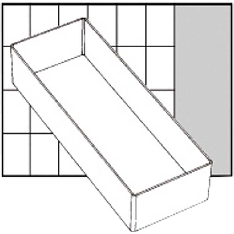Basisindsats, str. 218x79 mm, Model A7-2, 1 stk.