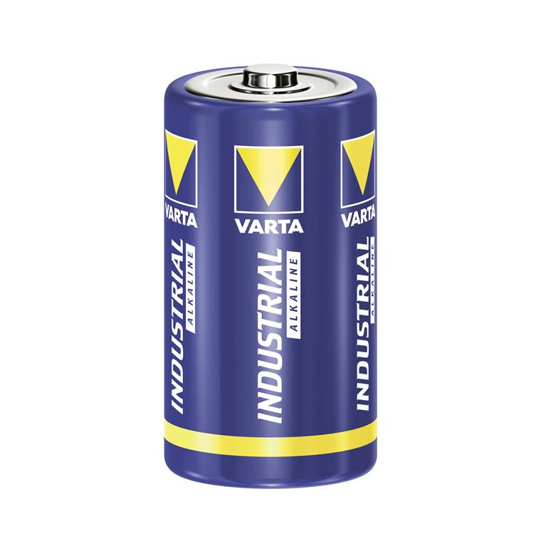 Batteri Varta Industrial LR 14 - C 20 stk i en pakke