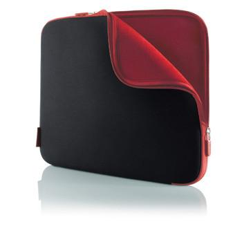 Belkin 15,6'' Notebook Neo. Sleeve Jet/Cabernet