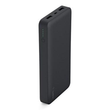 Belkin Pocket Power 15K Power Bank, Black