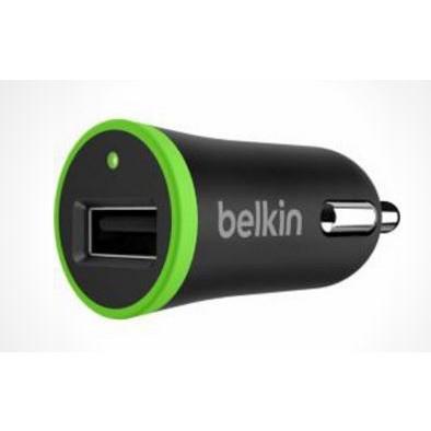 Belkin Single USB Car Charger 1A, Black