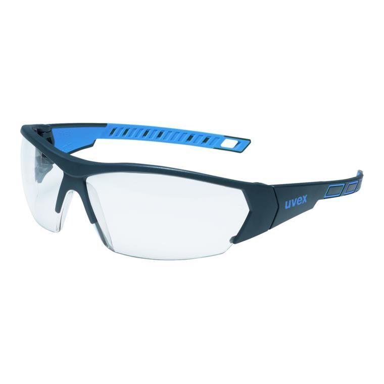 UDSOLGT Beskyttelsesbrille, Uvex i-works, klar, one size