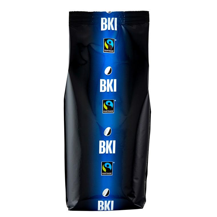 BKI Fairtrade kaffe - 500 gram formalet kaffe
