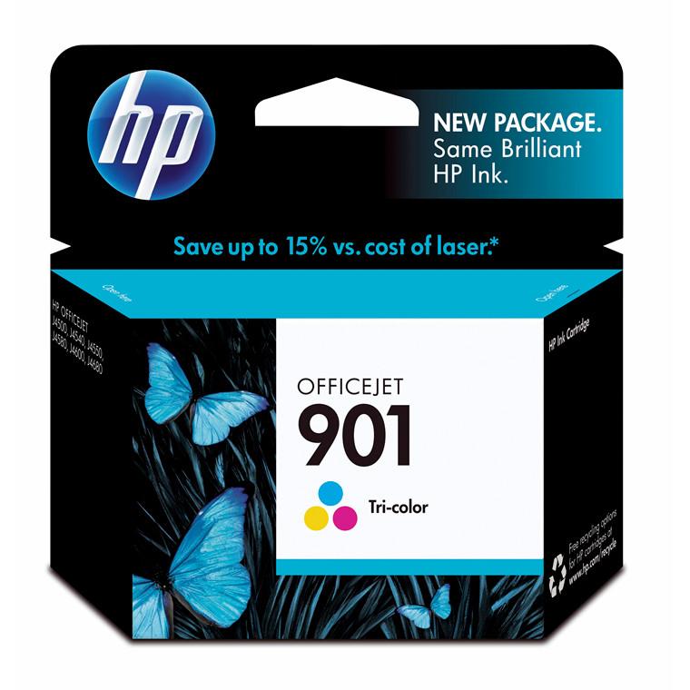Blækpatron HP CC656AE color no. 901 Officejet J4580