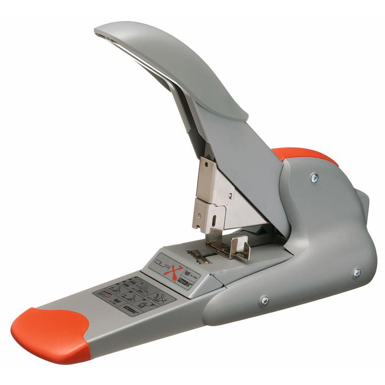 Blokhæfter - Rapid DUAX sølv og orange hæfter op til 170 ark