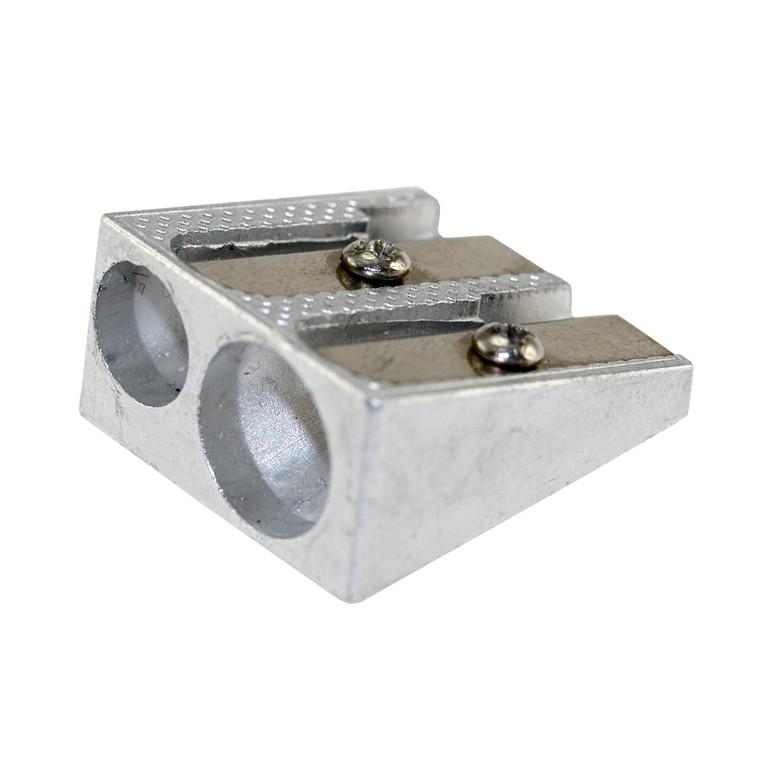Dobbelt Blyantspidser BNT - Aluminium