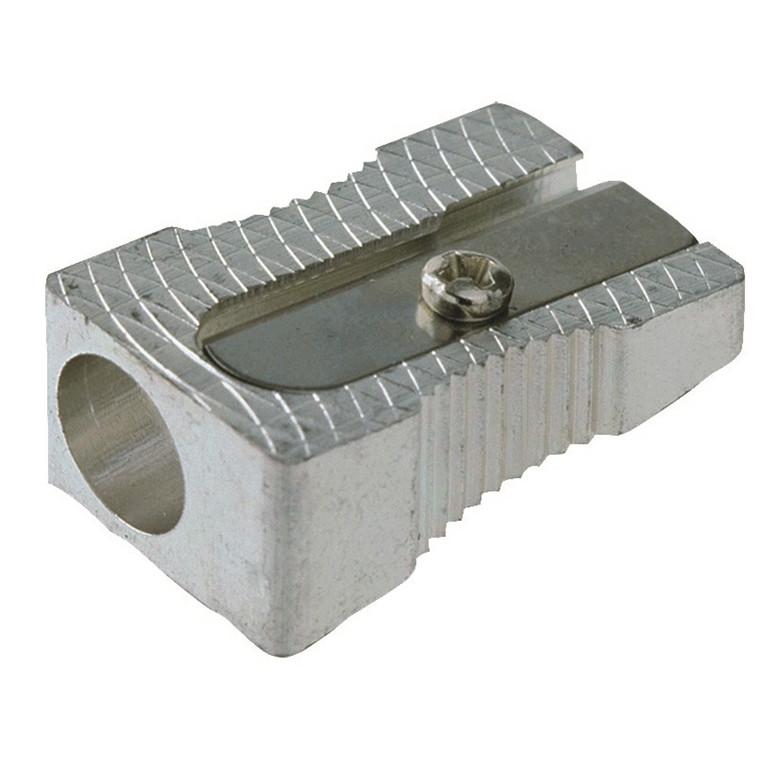 Blyantspidser aluminium BNT - Enkelt hul
