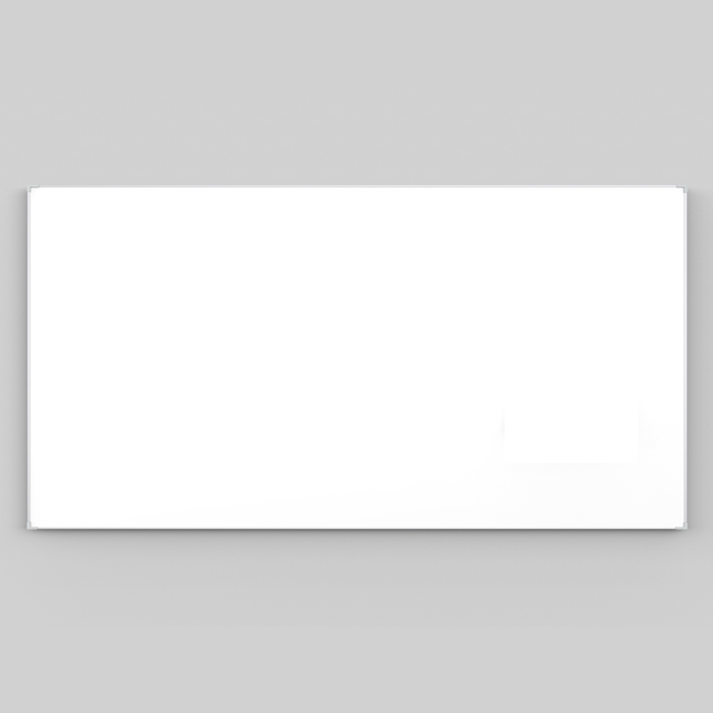 Boarder whiteboardtavle - Lintex 500 x 120 cm med aluramme