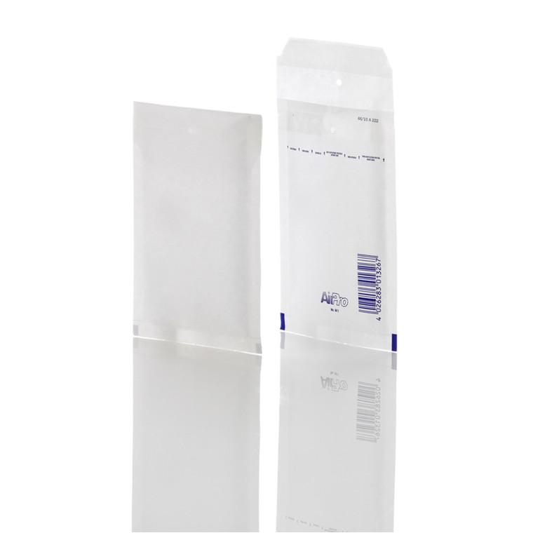 Boblekuverter - Air Pro W1 FSC hvid 120 x 175 mm 12209 - 200 stk