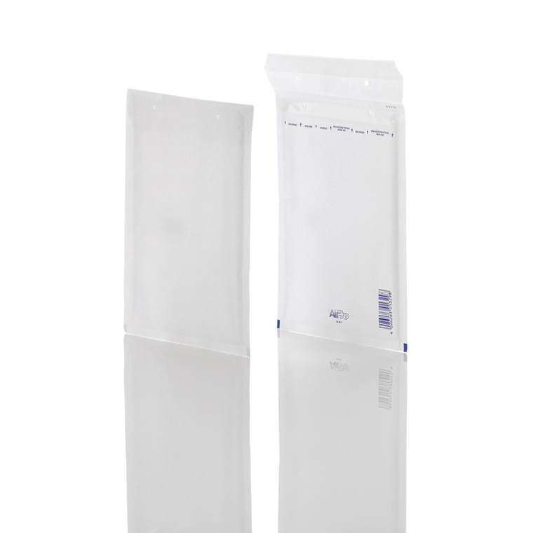 Boblekuverter - AirPro W4 FSC hvid 200 x 275 mm No. 14/D 12215 - 100 stk