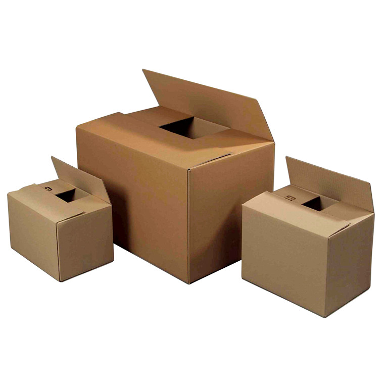 Bølgepapkasse postoptimeret Master'In 310x230x220/110mm 5kg M/S