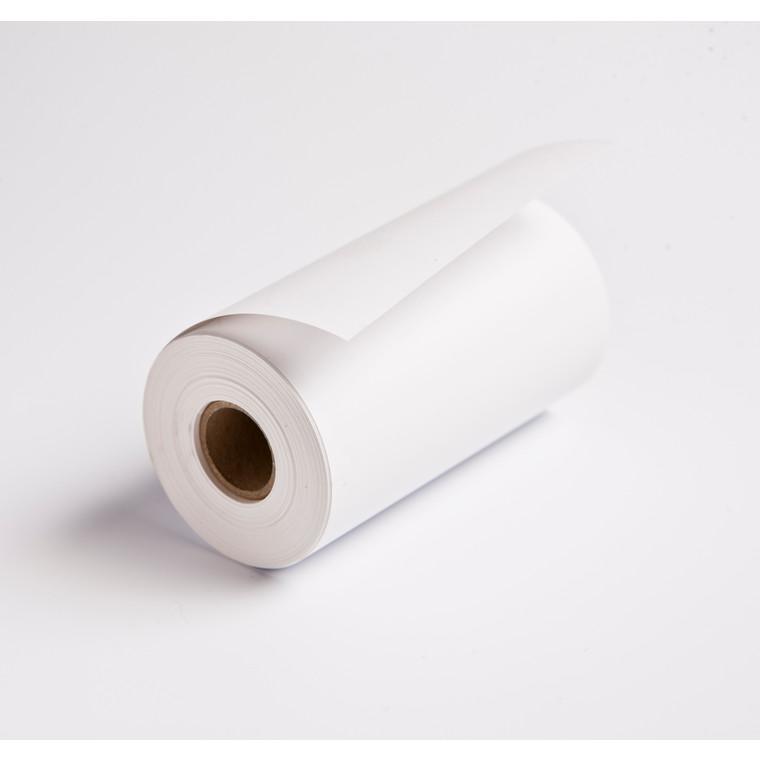 Bonpapir rulle Brother RDS07E5 58mmx66m hvid