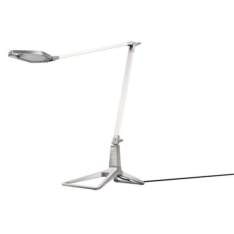 Leitz Style Smart LED Skrivebordslampe - Arktisk hvid