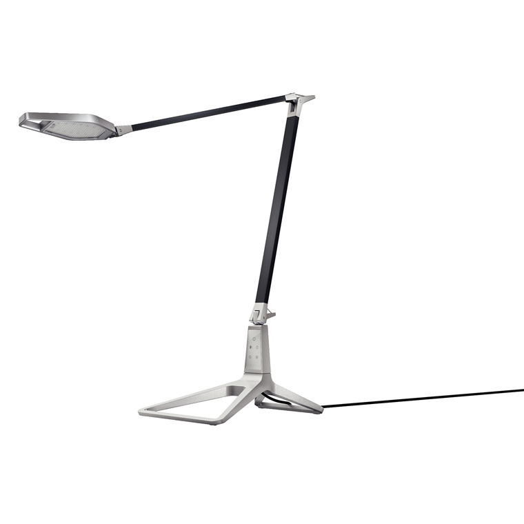 Leitz Smart LED Bordlampe - Satin sort