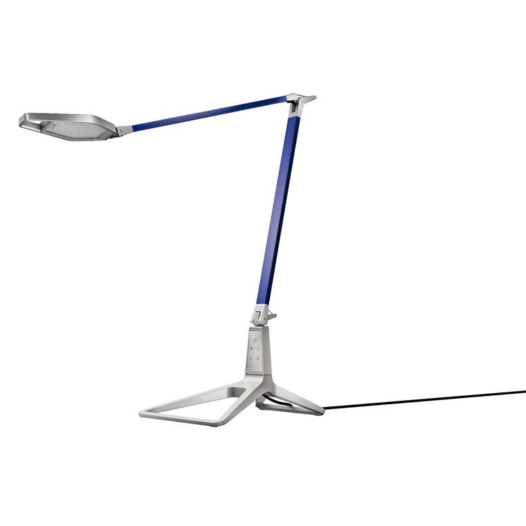 Leitz Style Smart LED Skrivebordslampe - Titan blå
