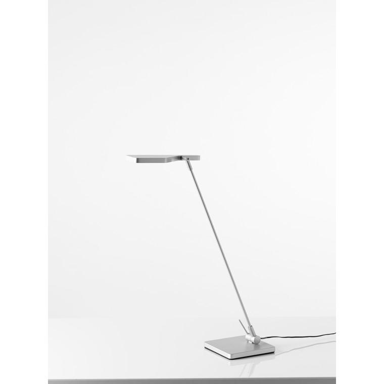 Florens Bordlampe LightUp by Matting - Sølvfarvet