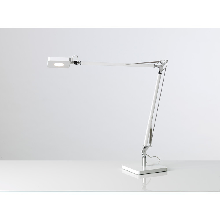 Madrid LightUp Bordlampe by Matting - Hvid