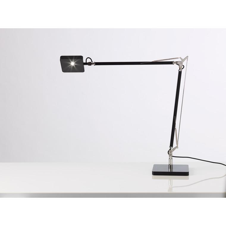 Sort Bordlampe - Madrid LightUp by Matting