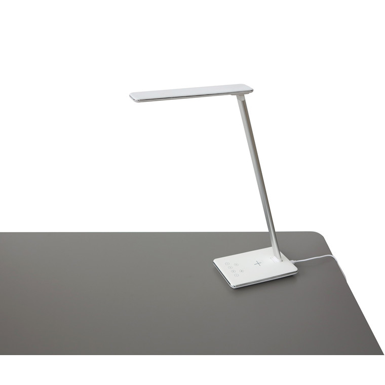 Bordlampe LightUp by Matting Singapore hvid