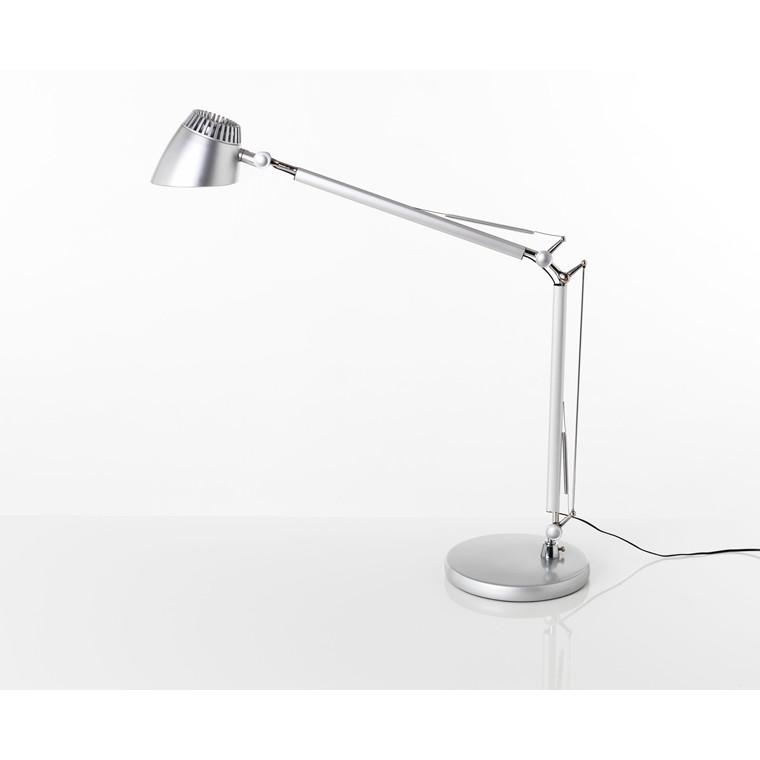 Valencia Bordlampe LightUp by Matting - Sølvfarvet