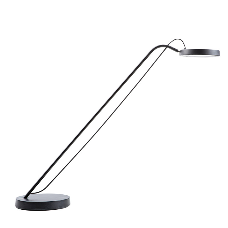 Bordlampe Unilux Illusia LED sort