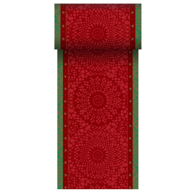Bordløber Dunicel 0,15 x 20 meter festive charme - 6 ruller