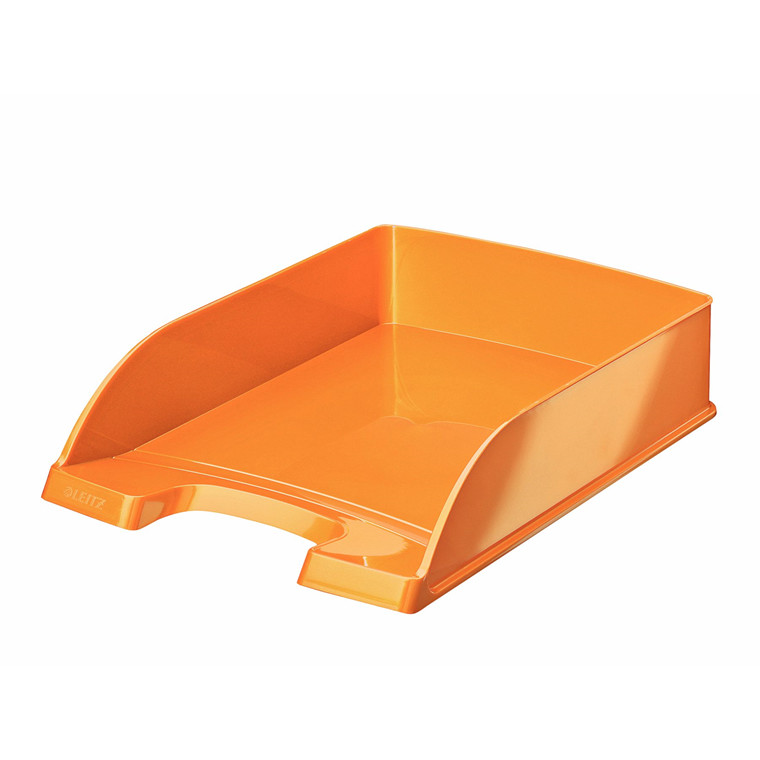 Brevbakke A4 Leitz Plus WOW Standard - orange