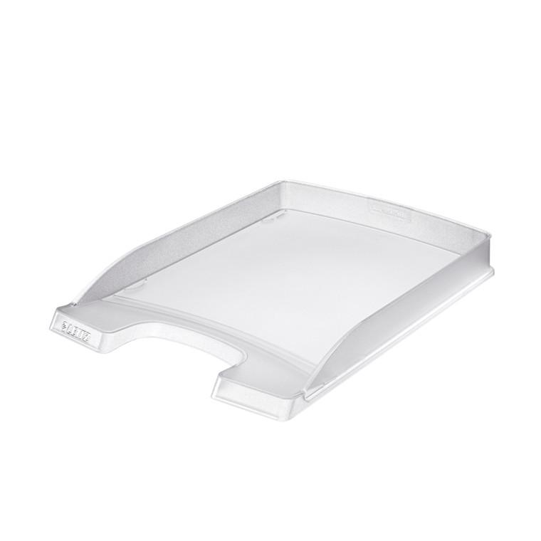 Brevbakke Leitz Plus Slimline A4 - transparent