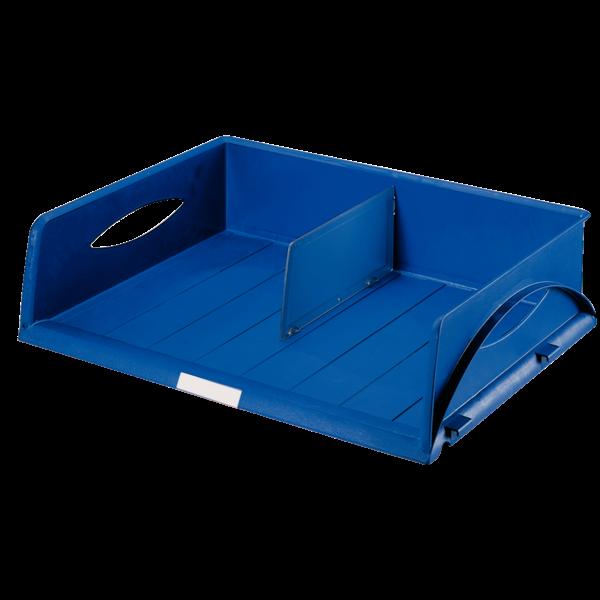 Brevbakke Leitz Sorty Jumbo - blå