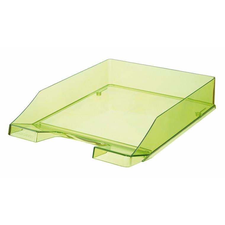 A4 brevbakke Office Depot - transparent grøn