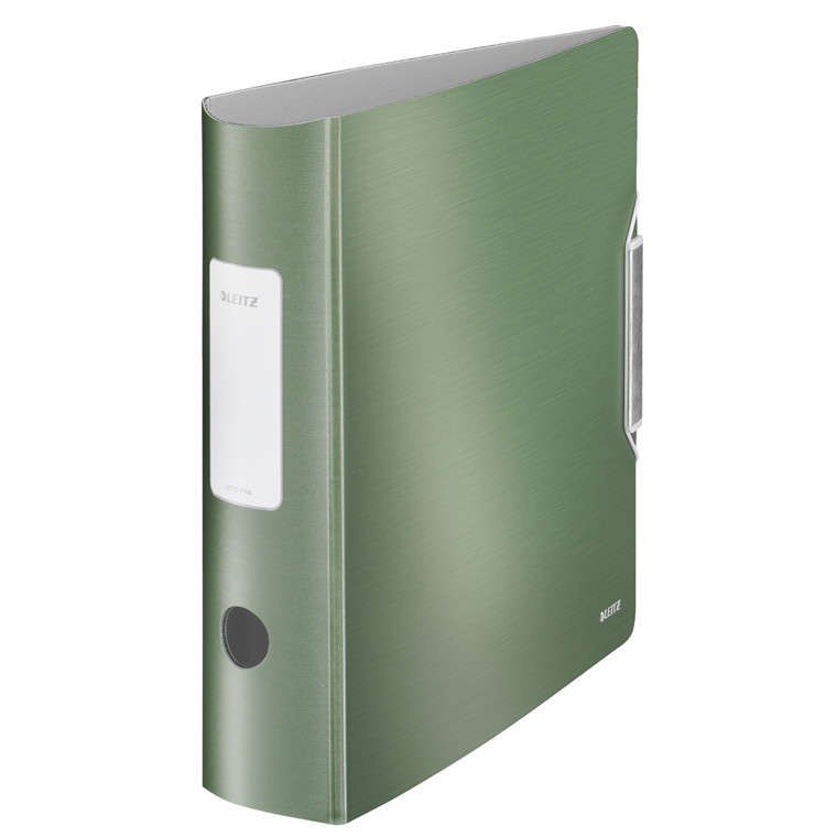 Brevordner Leitz Style A4 80mm celadongrøn