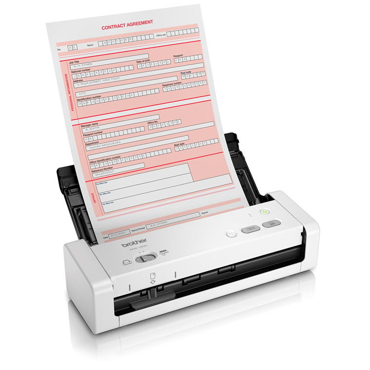 Brother ADS-1200 Mobil scanner