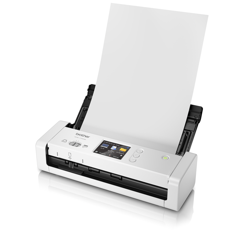 Brother ADS-1700W Mobile color scanner wireless