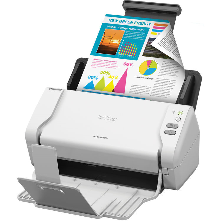 Brother ADS2200 Scanner