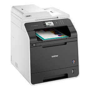 Brother DCP-L8400CDN Colour 3-in-1