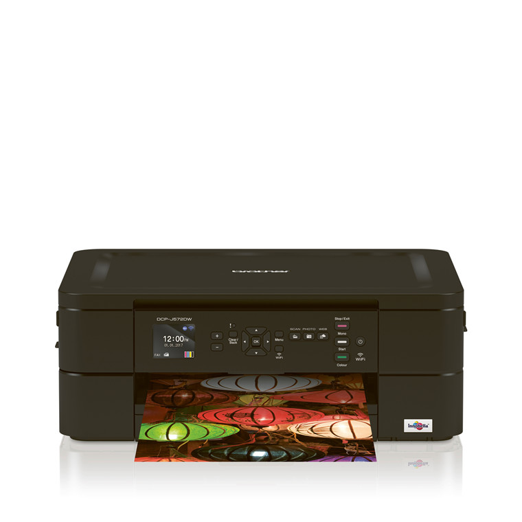 Brother DCP-J572DW Inkjet Compact A4 3-in-1 printer