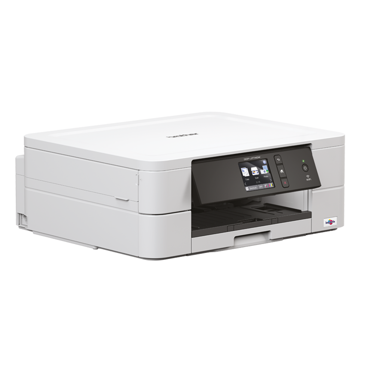 Brother DCP-J774DW A4 Inkjet 3-in-1 wireless white