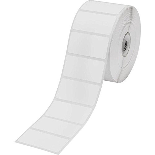 Brother Die Cut Labels - 51mm x 26mm, White