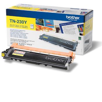 Brother HL 3040CN yellow toner (1,4K)