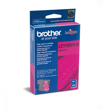 Brother LC1100M ink cartridge HC magenta