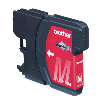 Brother LC1100M ink cartridge magenta