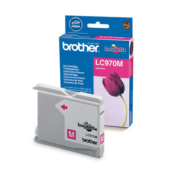 Brother LC970M ink cartridge magenta 350 pages
